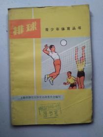 排球:青少年体育丛书