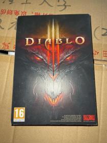 DIABLO 游戏暗黑破坏神 手册 光盘