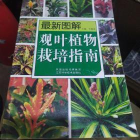最新图解观叶植物栽培指南