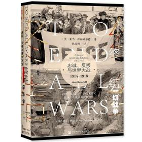终结一切战争:忠诚、反叛与世界大战,1914-1918