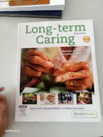 【外文原版】  Long-term Garing 2nd edition Residential,Hone and Community Aged Care 长期嘉陵第二版居家养老和社区养老