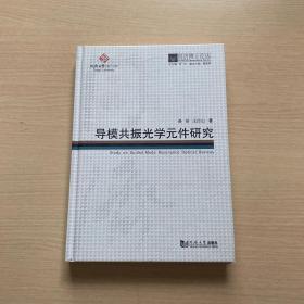 同济博士论丛——导模共振光学元件研究