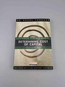 DETERMINING COST OF CAPITAL
