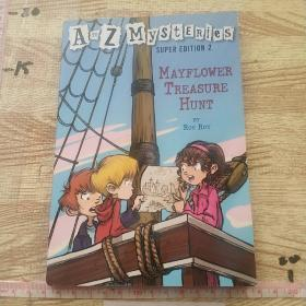 Mayflower Treasure Hunt[A到Z之谜超级版2:五月花寻宝]