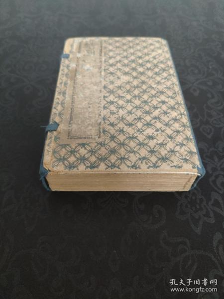 773清末千倾堂石印,堪舆名著! 《地理五决》、《阳宅三要》合刊,一函六厚册全!