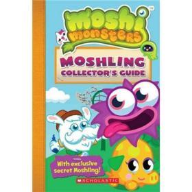Moshi Monsters: Moshling Collector's Guide  莫希怪兽:莫希怪兽收集者指南