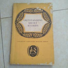 《OUTSTANDING SHORT STORIES》(杰出的短篇小说)