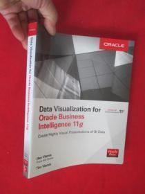 Data Visualization for Oracle Business Intelligence 11g      (16开)   【详见图】
