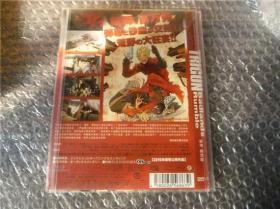 日本动漫动画片DVD-9光碟《枪神》剧场版【正版,全新】