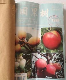 中国果树(季刊) 1999年(1-4)期  合订本  (馆藏)