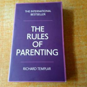 养育黄金法则 英文原版The Rules of Parenting Pearson经典系列 正版现货拍照 32开
