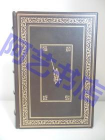 塞万提斯名著《堂吉诃德》,多雷300多幅版画插图,富兰克林1976年出版,限量珍藏版