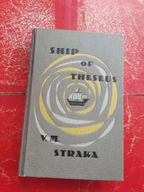 Ship of Theseus(精装内赠品应该不缺)