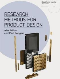 产品设计研究方法   Research Methods for Product Design