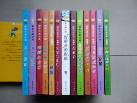 国际大奖小说.爱藏本---偷莎士比亚的贼