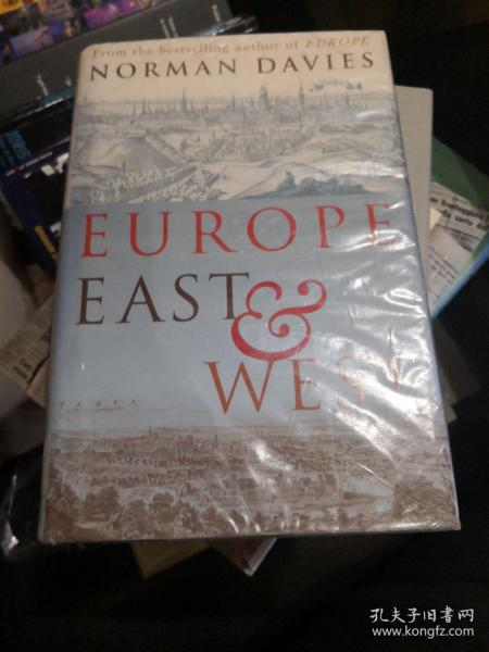 Europe East and West: A Collection of Essays on European History