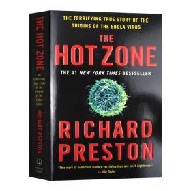 血疫 埃博拉的故事 英文原版 The Hot Zone 豆瓣年度读书榜单 理查德 普雷斯顿 Richard Preston 英文版进口原版英语书籍