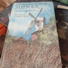 The Illustrated portrait of Suffolk     m