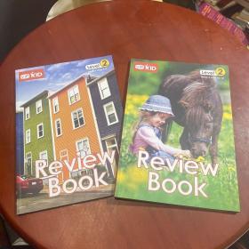 VIPKID LEVEL 2 REVIEW BOOK (两本合售请看图)