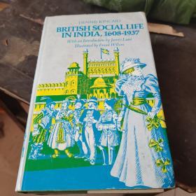 British Social Life in India 1608-1973         M