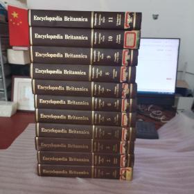 大不列颠百科英文原版 Encyclopedia Britannica1-19册+另加10本  馆藏 书名请看图【29本和售】请看描述