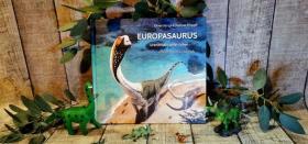 预售 欧洲:充满生机的原始岛屿-侏罗纪群岛上的生活 英语德语 EUROPASAURUS : UrzeitinselEUROPASAURUS : Urzeitinseln voller Leben - Life on Jurassic Islands n voller Leben - Life on Jurassic Islands