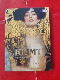 KLIMT 克里姆特【英文版】铜版纸彩色印刷