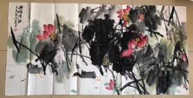 保真书画。刘存惠,著名画家、美术教育家,1955年生于北京。国家一级美术师、教授、中国美术家协会会员[1]、北京市特级教师、北京市政协委员。