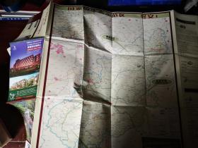磐安旅游地图