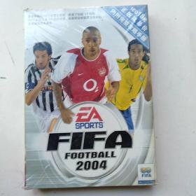 FlFA  FOOTBALL 2004游戏光盘