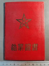 中国人民解放军第十三航空学校毕业证