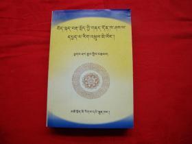 藏语语法研究【藏文】