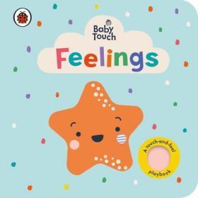 现货 Baby Touch Feelings