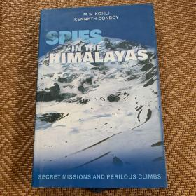 Spies in the himalayas