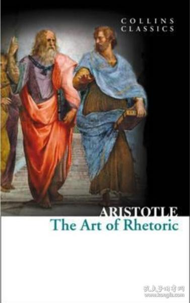 现货 THE ART OF RHETORIC