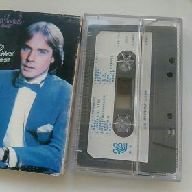 磁带,理查得,现代钢琴曲,水边的阿狄丽娜