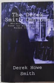 谜斗篷 致命舞台 雕塑家之死 召唤恶魔三部曲英文原版 the Derek Smith omnibus
