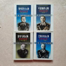 第二次世界大战外国著名将帅战争回忆录丛书:蒙哥马利元帅战争回忆录(8册 合售)