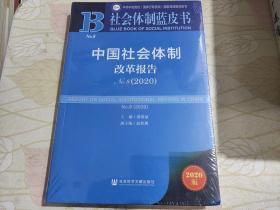 社会体制蓝皮书:中国社会体制改革报告No.8(2020)【全新未拆封】