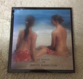 【现货】David Hamilton 大卫汉密尔顿A Place in the Sun(法文版)(有小的瑕疵)