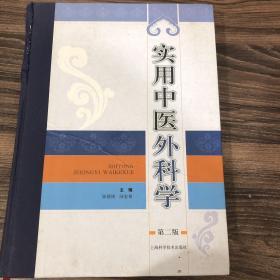 实用中医外科学(第2版)