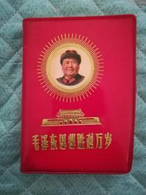 红宝书:毛泽东思想胜利万岁