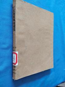 宁夏地质科技情报  5本合订本(1987年第1.第2期,1988年,第1期,1989,第1,第2期)