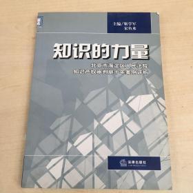 知识的力量:北京市海淀区人民法院知识产权审判庭十年案例评析