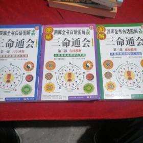 图解三命通会 (全三册)