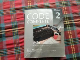 Code Complete:A Practical Handbook of Software Construction