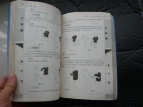 少林拳图解版 谢志强主编 大众文艺出版社非馆藏无涂画 包正版
