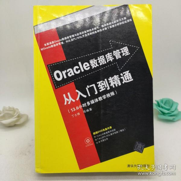 Oracle数据库管理从入门到精通 (没光盘)