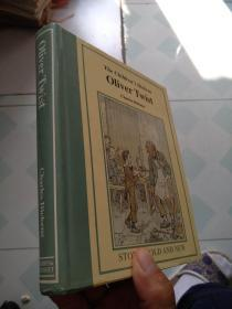 THE CHILDRENS DICKENS OLIVER TWIST