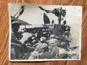 战争时期的老照片